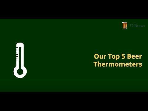 5 Best Brewing Thermometers with INSANE Accuracy (2019 Updated)