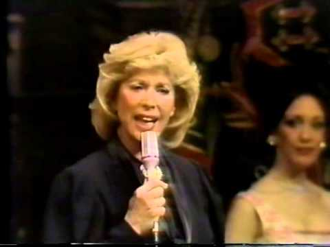 Dinah Shore, Blues in the Night, Beverly Sills Gala, 1981