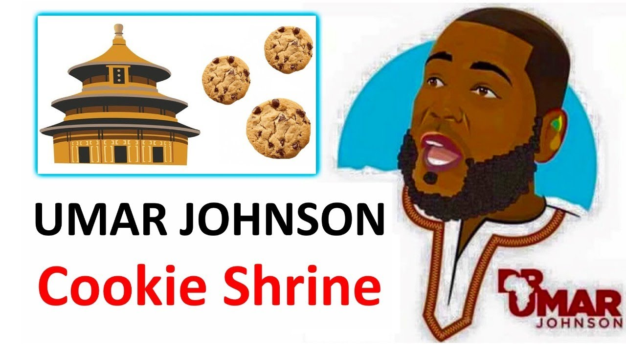 Umar Johnson Sexism 101: The Case of The Cookie Crush Shrine