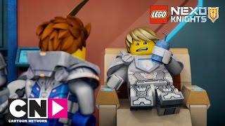 Lazy Lance | Nexo Knights | Cartoon Network
