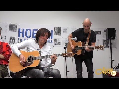 La Storia della chitarra rock - Presentazione alla Hoepli di Milano
