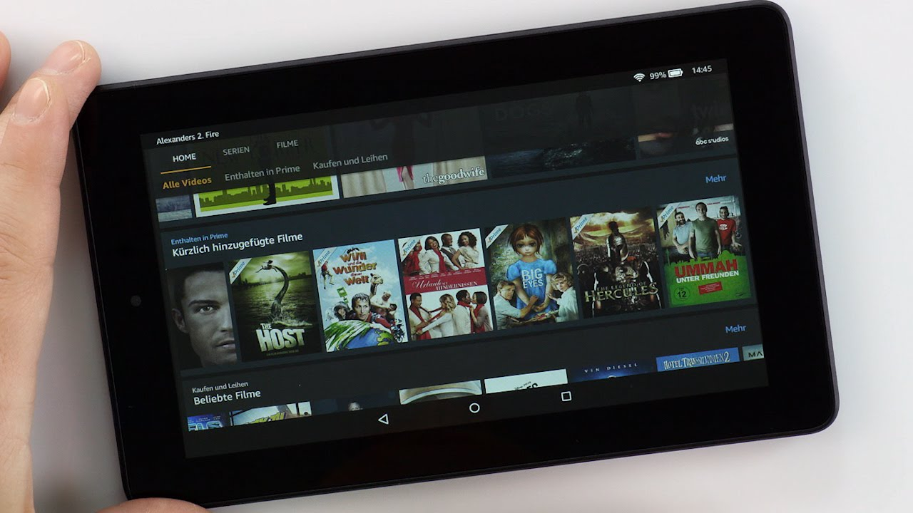 Beste Spiele Amazon Fire Tablet
