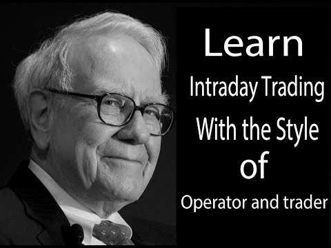Technique of Stoploss with the style of operator