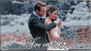 Eda & Serkan - Fire on fire