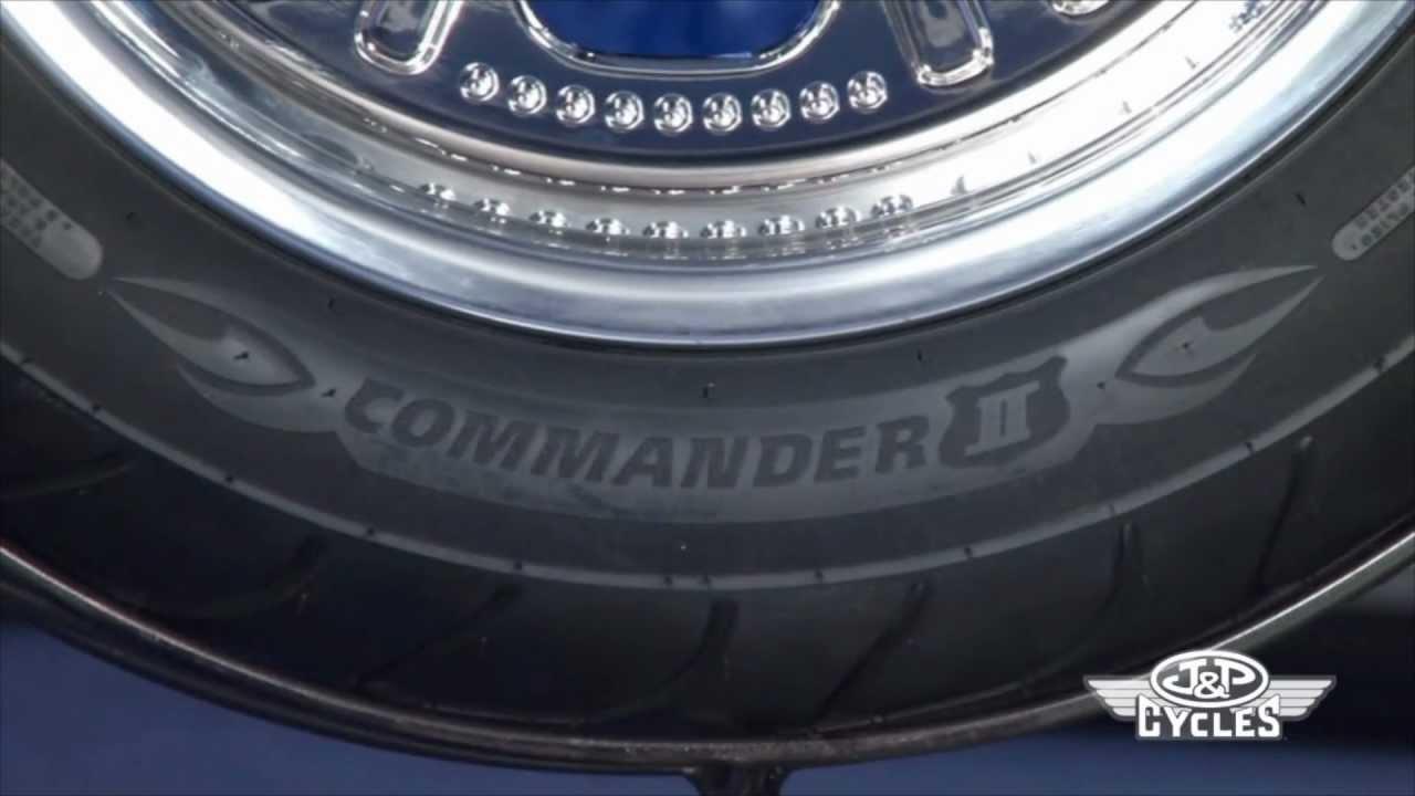 TIRE 180//65B-16 COMMANDER II Michelin 28747