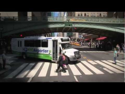 Grand Central to JFK | LaGuardia Airport - NYC Airporter