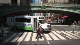 Grand Central to JFK   LaGuardia Airport - NYC Airporter