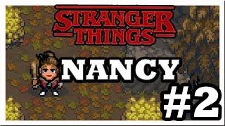 Stranger Things The Game: Encontrando Nancy Walkthrough - Parte 2