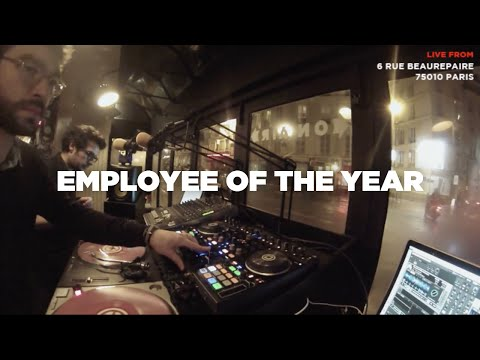 Employee Of The Year • DJ Set • LeMellotron.com