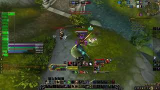 World of Warcraft Feral Druid PVP 8.2