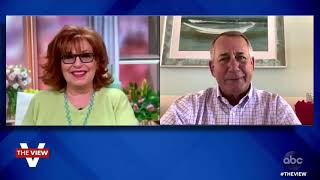 "John Boehner Shares Why He Decided to Write His Book ""On The House"" 