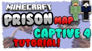 Minecraft DIMENSION & Captive 4 Tutorial★Download & Installation der Captive 4 Map mit GLP & Paluten