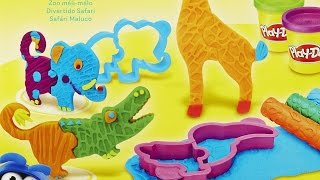 Play-Doh - Make and Mix Zoo / Szalone Zoo - Hasbro - B1168 - MegaDyskont.pl