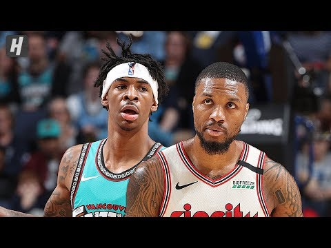 Portland Trail Blazers vs Memphis Grizzlies - Full Highlights   Feb 12, 2020   2019-20 NBA Season