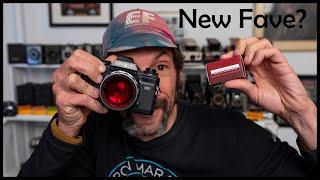 My New Favorite Film?! - Bergger Pancro 400