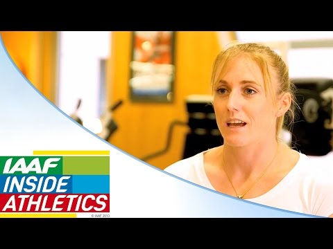IAAF Inside Athletics - Episode 22 - Sally Pearson