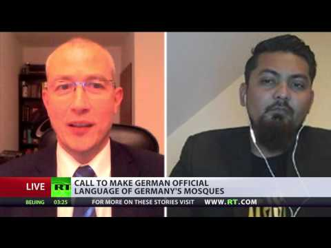 "DEBATE: Dilly Hussain vs Hansjorg Meuller on Germany's draft ""Islam Law"""
