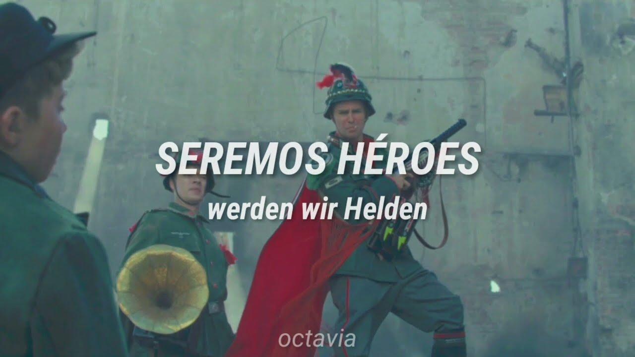 Download Helden - David Bowie  Sub Español/mit Text  [Jojo Rabbit]