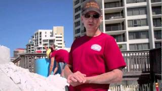 World Champion Sand Sculptors at Sandestin | Day 1