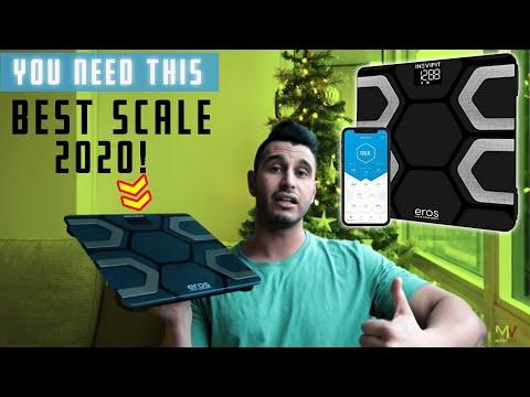 Best Body Fat Scale in 2020! | Inevifit Eros Bluetooth Smart Body Fat Scale!