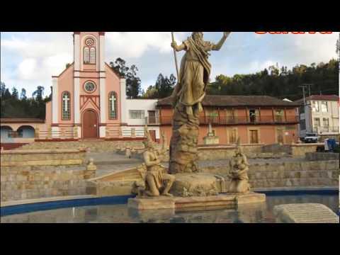 Recorriendo Boyacá Colombia y sus 123 municipios.