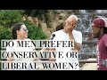 Asking Women If They Prefer Conservative or Liberal Men ...