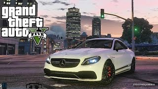 GTA 5 #121 LET'S GO TO WORK(GTA 5 REAL LIFE MOD) MY CAR