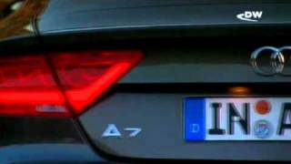 Audi A7: спортсмен, работяга, пижон?(А7 Sportback Audi - новая страница истории компании - спортивное купе категории люкс, сочетающее спортивность,..., 2010-10-13T13:07:11.000Z)
