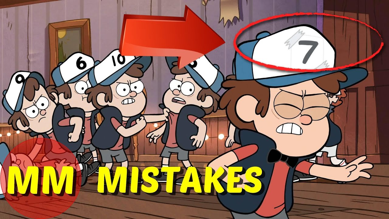 Free Fall Cartoon Wallpaper Gravity Falls Double Dipper Movie You Didn T Notice Youtube