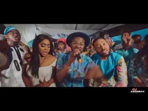 NEW 2016 GHANA & NAIJA VIDEO MIX VOL 1 MIXED  BY DJ KRIXMAS