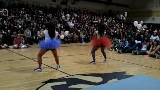 Foothill High School Battle Of The Sexes Rally 2011: Dance Battle