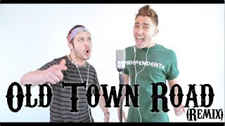 """""""Old Town Road (Remix)"""" - Lil Nas X ft. Billy Ray Cyrus [COVER BY THE GORENC SIBLINGS]"""