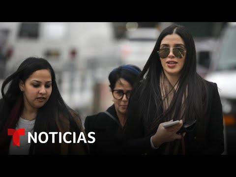 La Fiscalía de México investiga a Emma Coronel desde 2017 | Noticias Telemundo