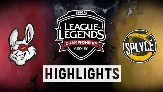 MSF vs. SPY - EU LCS Week 2 Day 1 Match Highlights (Summer 2018) thumbnail