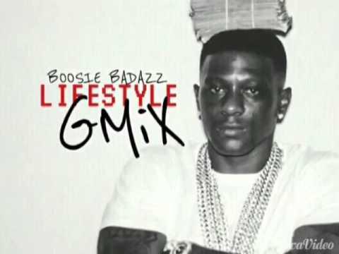 Lil Boosie Badazz - Lifestyle Remix (G-Mix) (2014)
