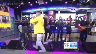 EMPIRE  Jussie Smollett & Yazz Perform