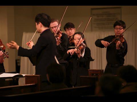 [NYCP] Mendelssohn - String Sinfonia No. 2 in D Major