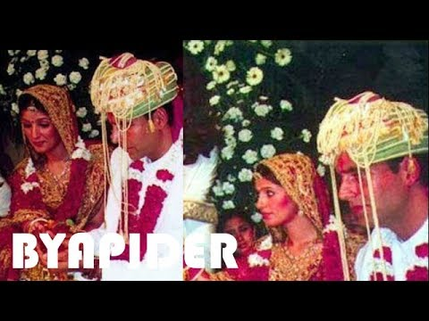 Akshay Kumar & Twinkle Khanna Wedding, Marriage Photos 2017 HD.