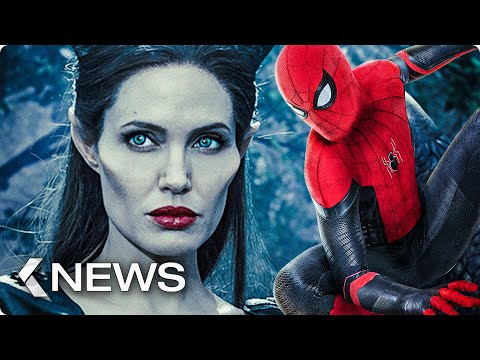 The Eternals, The Craft, New Mutants, Spider Man Far From Home... KinoCheck News