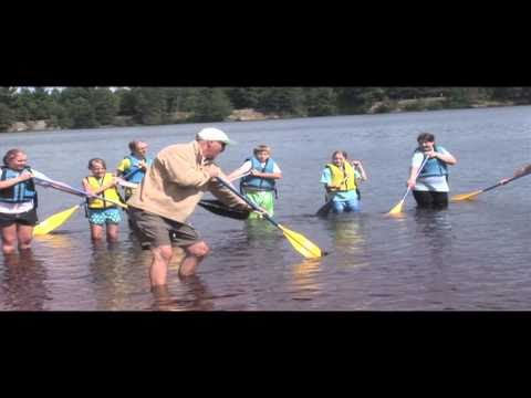 Wildlands School - Canoe Safety Part 4, Paddling Techniques