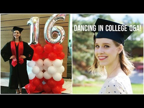 Dancing in College Q&A: Admissions, Choosing Schools, Transitioning into Professional Life