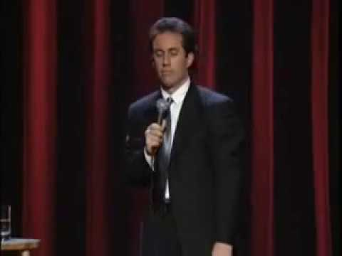 Why You Should Not Come 2nd In Any Race - Jerry Seinfeld