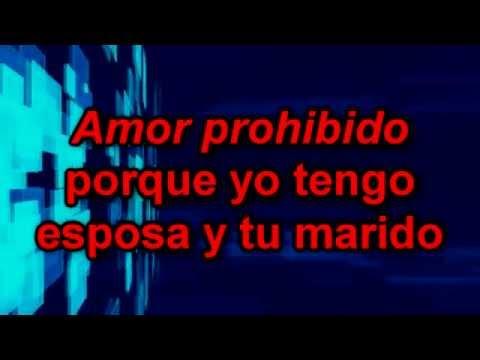 Karaoke Somos Prohibidos (Los Hermanos Medina) JHR