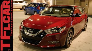 2016 Nissan Maxima: Almost Everything You Ever Wanted to Know