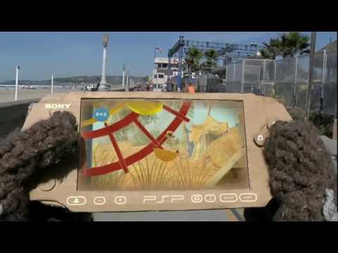 LittleBigPlanet PSP Official Trailer