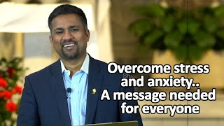 Overcome stress and anxiety..A message needed for everyone|Shekinah Television|Exceeding Grace|EP# 9