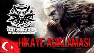 The Witcher 1 - HİKAYE AÇIKLAMASI (Türkçe)