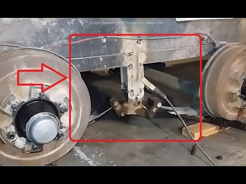 Raise height of your RV  trailer WITHOUT flipping the axles, under $30