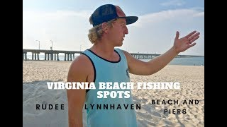 Fishing Spots in Virginia Beach Explained