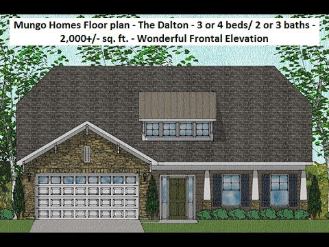 Video Preview   Persimmon Grove   Mungo Homes   Dalton Plan